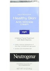 Neutrogena Healthy Skin Anti-Wrinkle Night Cream product image