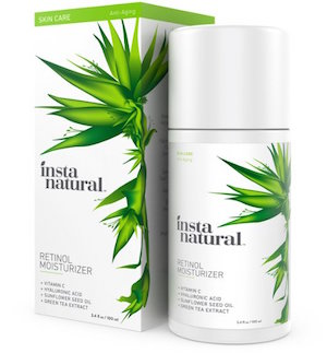 Advanced Action Retinol Moisturizer by InstaNatural product image