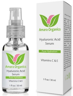 Amara Organics Hyaluronic Acid Serum product image
