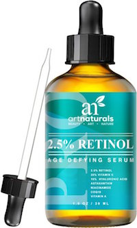 ArtNaturals Enhanced 2.5% Retinol Age Defying Serum product image