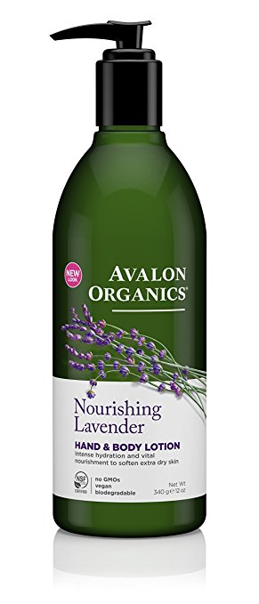 Avalon Organics Lavender Hand & Body Lotion product image