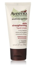 Aveeno Positively Ageless Skin Strengthening Hand Cream product image