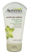 Aveeno Positively Radiant Skin Brightening Daily Scrub product image