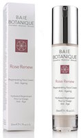 Baie Botanique Rose Renew Anti-Aging Face Cream product image