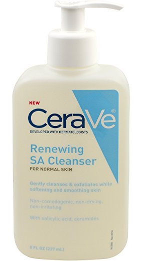 CeraVe Renewing SA Cleanser product image