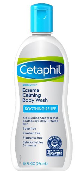 Cetaphil Restoraderm, Eczema Calming Body Wash product image