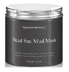 Dead Sea Mud Mask by Pure Body Naturals product image