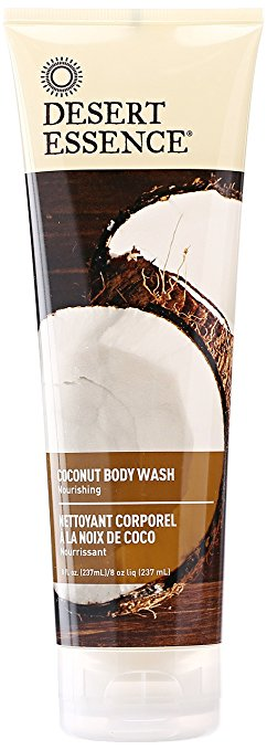 Desert Essence Coconut Body Wash product image