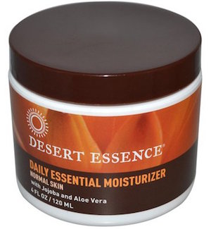Desert Essence Daily Essential Moisturizer product image