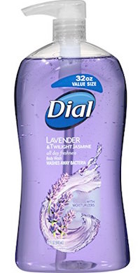 Dial Body Wash Lavender & Twilight Jasmine product image
