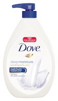 Dove Deep Moisture Body Wash product image