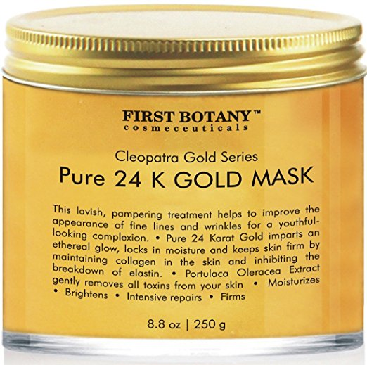 First Botany Anti Wrinkle Pure 24 K Gold Mask product image
