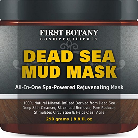 First Botany Dead Sea Mud Mask product image