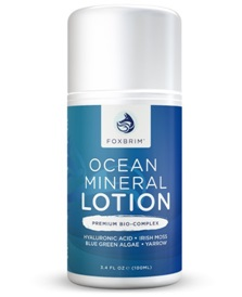 Foxbrim Ocean Mineral Lotion & Face Moisturizer product image