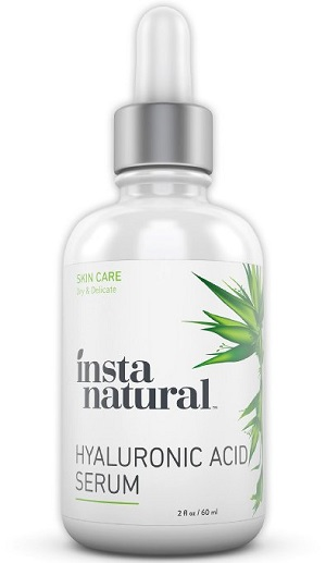 InstaNatural's Hyaluronic Acid Serum product image