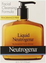 Liquid Neutrogena - The Transparent Facial Cleanser product image
