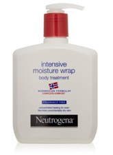 Neutrogena Intensive Moisture Wrap Body Treatment product image