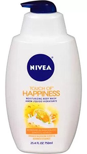 NIVEA A Touch Of Happiness Body Wash product image