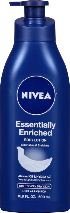 NIVEA Essentially Enriched Body Lotion product image