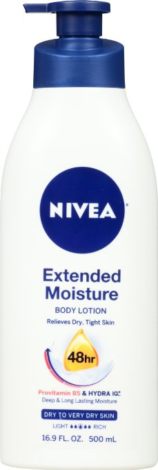 NIVEA Extended Moisture Body Lotion product image