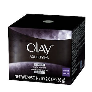 Olay Age Defying Classic Night Face Cream product image