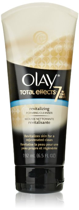 Olay Total Effects Revitalizing Foaming Cleanser product image