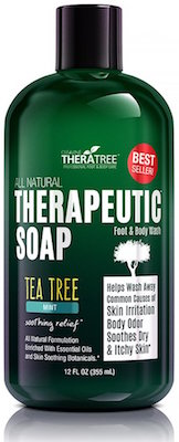 Oleavine Antifungal Soap with Tea Tree and Neem for Body product image