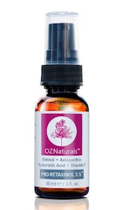 OZNaturals ProRetaxinol Retinol Serum product image