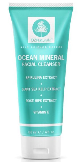 OZNaturals Ocean Mineral Facial Cleanser product image