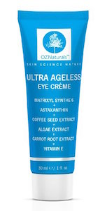 OZNaturals Ultra Ageless Eye Creme product image