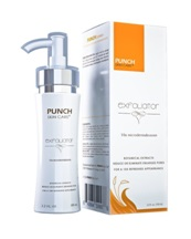 PUNCH Skin Care Exfoliator product image