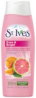 St. Ives Even and Bright Body Wash product image
