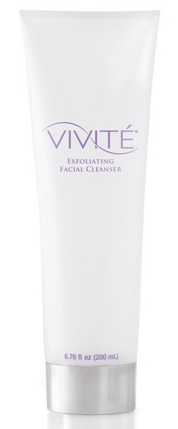 Vivite Exfoliating Facial Cleanser product image